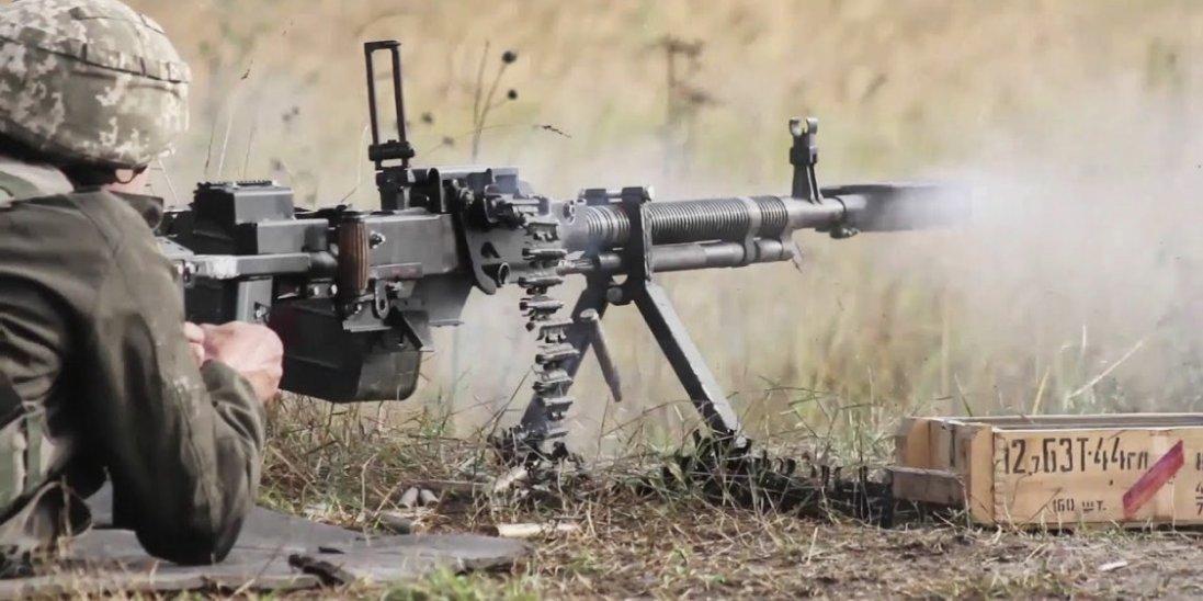 На Донбасі в результаті обстрілів четверо українських військових поранені