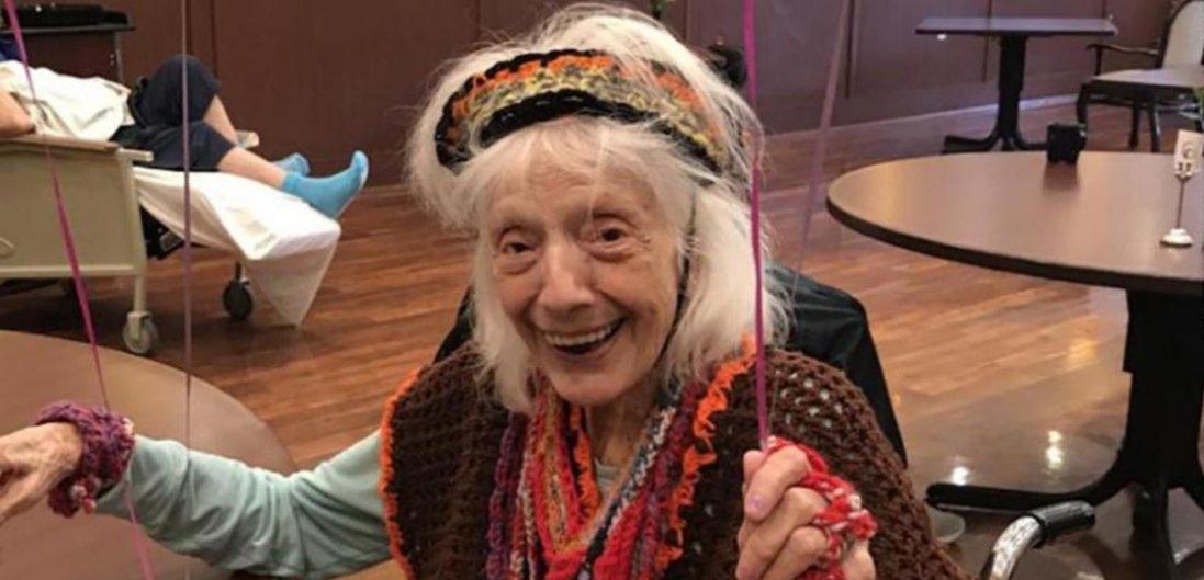 101-річна жінка  пережила рак, викидні та COVID-19: вражаюча історія