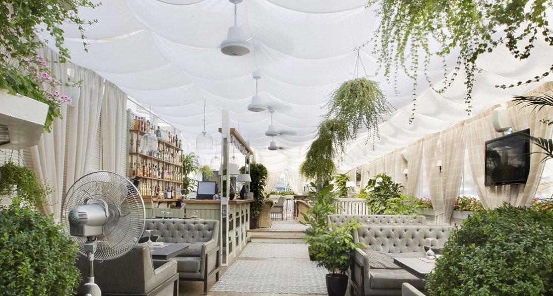 В Україні планують відкрити літні майданчики ресторанів