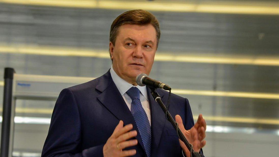 Узурпація влади: суд заочно заарештував Януковича на два місяці