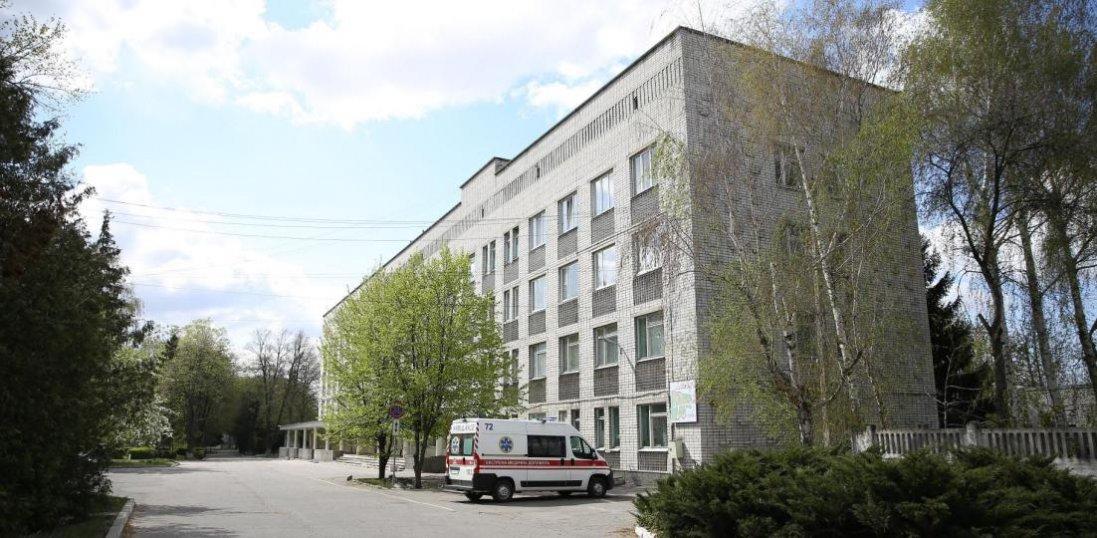 Коронавірус на Полтавщині: закрили лікарню через хворих медиків
