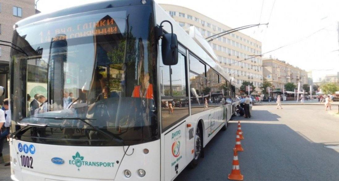 УДніпрі послаблюють карантин: як працюватиме громадський транспорт