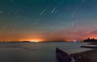 Загадуйте бажання – сьогодні на небі метеоритний дощ Аквариди
