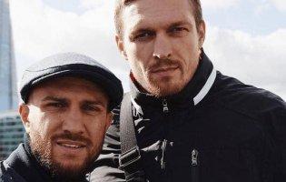 «Здрастуй, брате!» — боксери Усик і Ломаченко знялися у фільмі про дружбу українців з росіянами