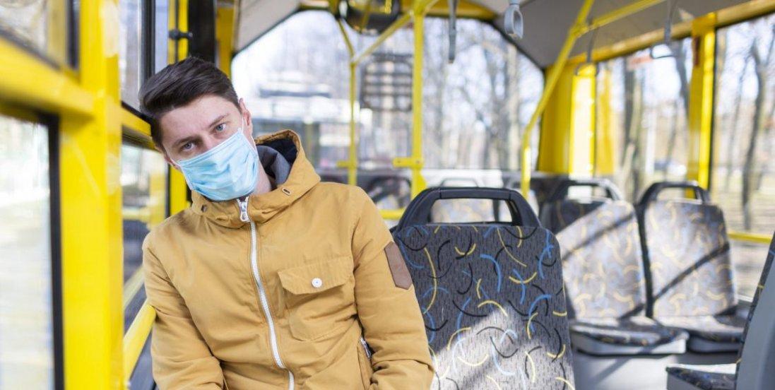 В Україні громадський транспорт до 22 травня їздити не буде