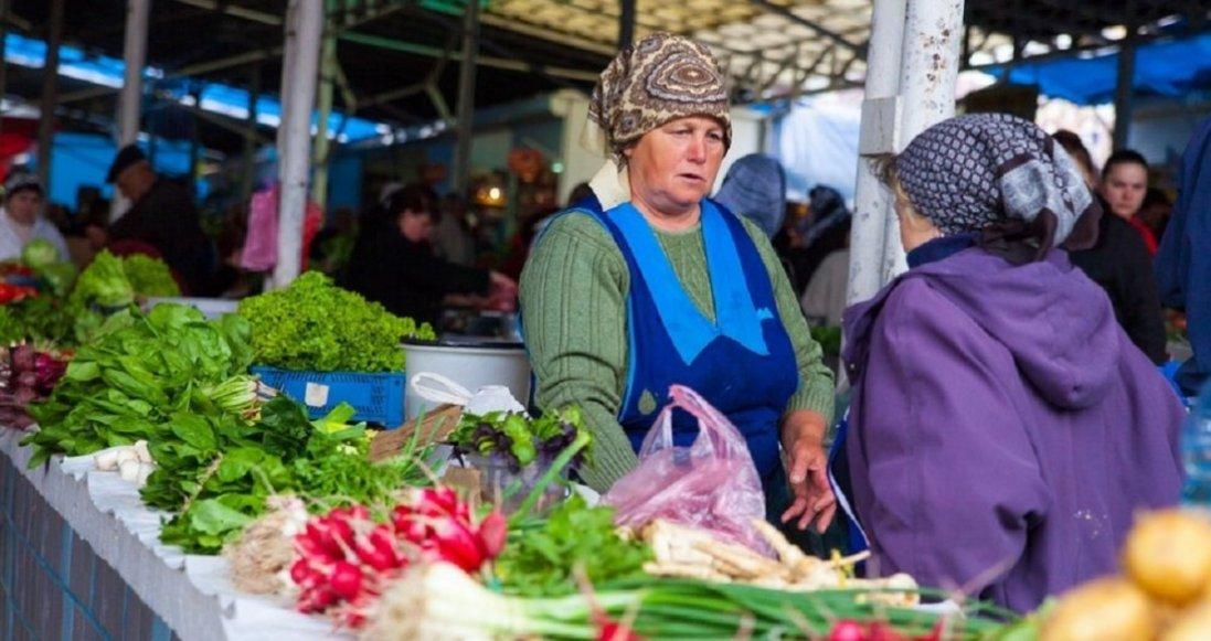 Скільки ринків в Україні відкрили під час карантину