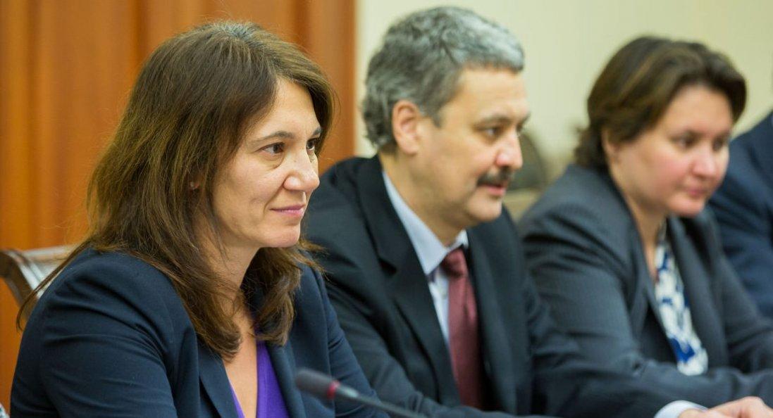 МВФ змінив голову місії в Україні