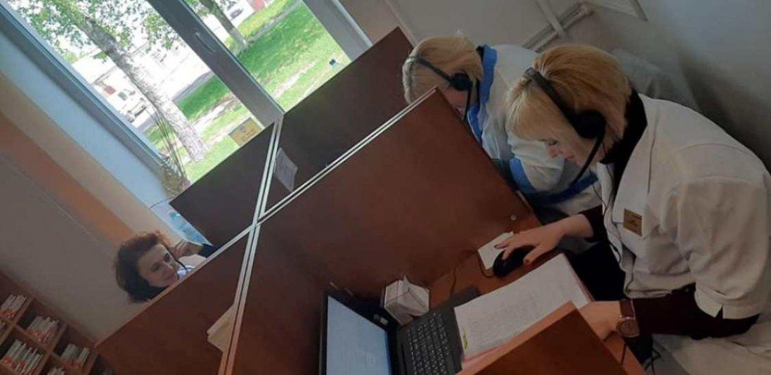 У лікарні на Волині запрацював call-центр: попередній запис, графіки прийому лікарів