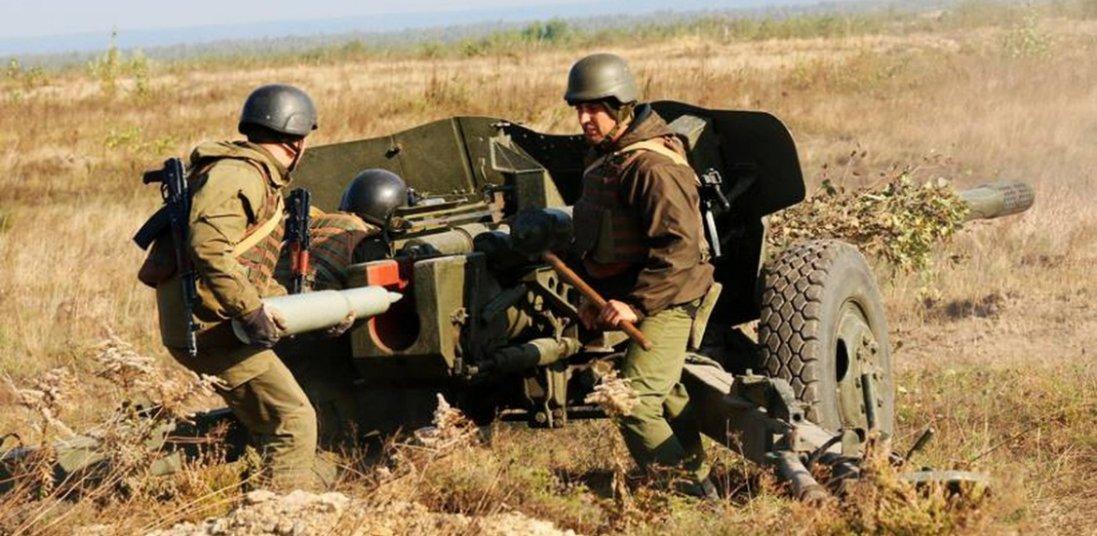На Донбасі поранено чотирьох бійців ООС