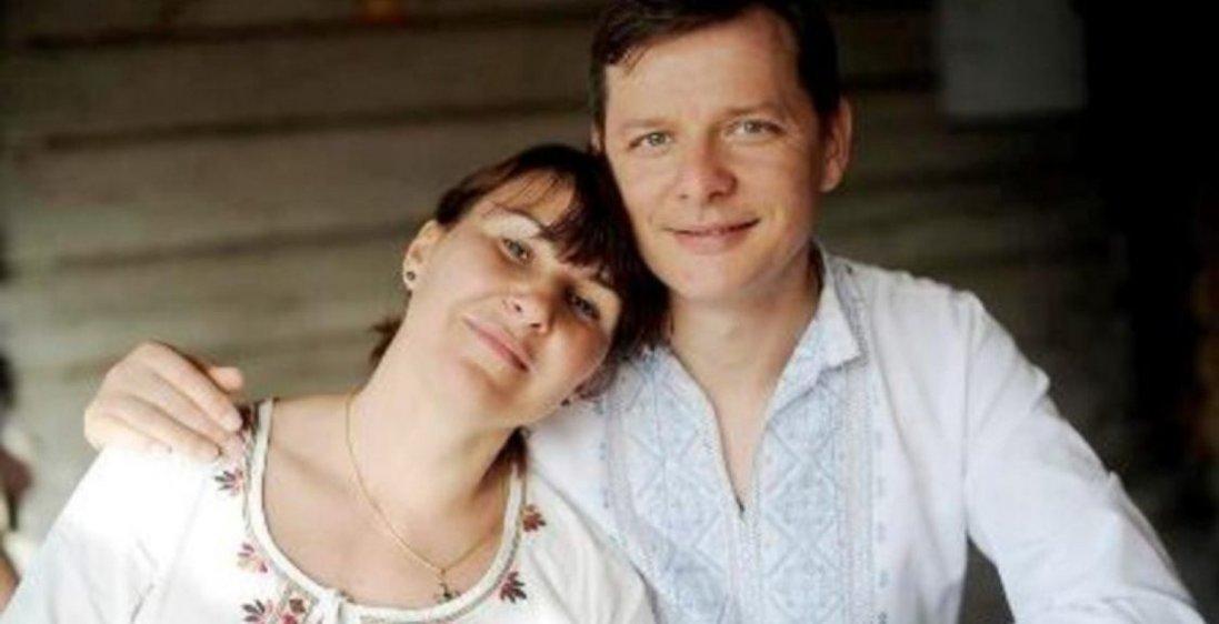 50-річна дружина лідера «Радикальної партії» Ляшка вагітна