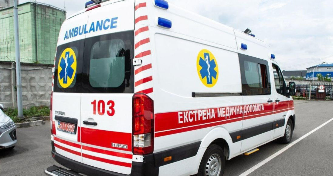 У Києві побили водія «швидкої»