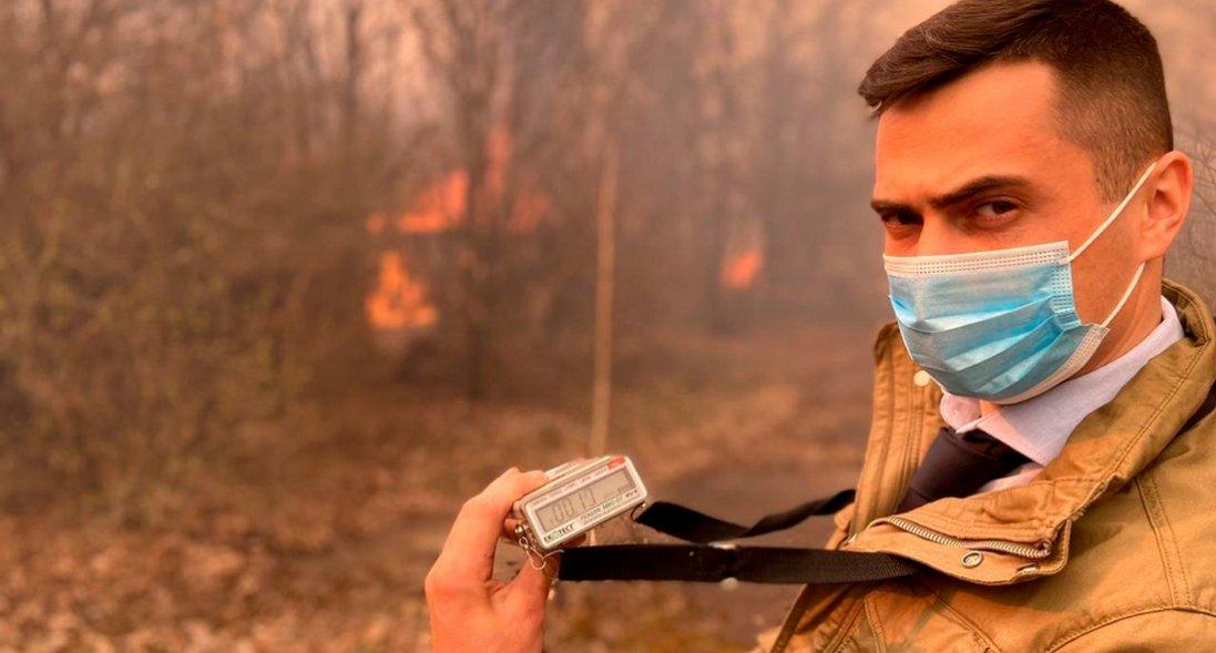 Хто винен в вирубці лісів, пилових бурях і що з цим робити: інтерв'ю з ексголовою Держекоінспекції Єгором Фірсовим