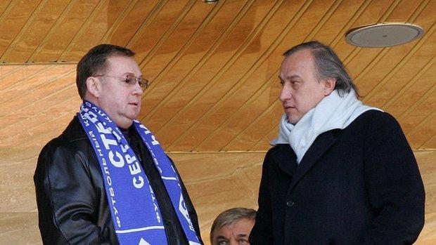 Олексій Федоричев (праворуч) / фото