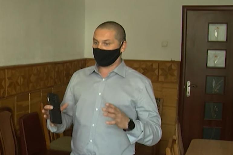 Анатолій Компанієць лікувався від COVID-19 за власні гроші