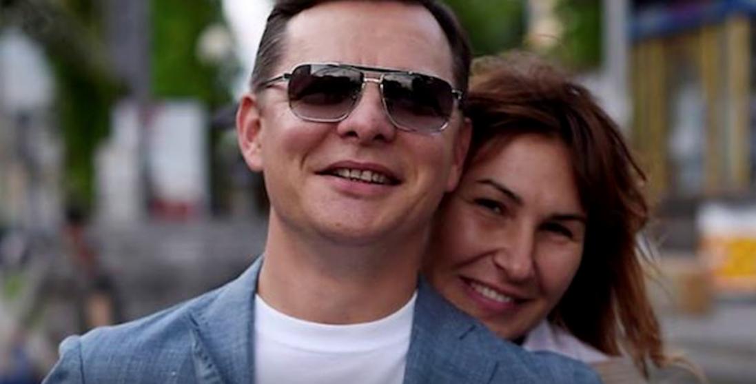 У головного радикала України Олега Ляшка народився син