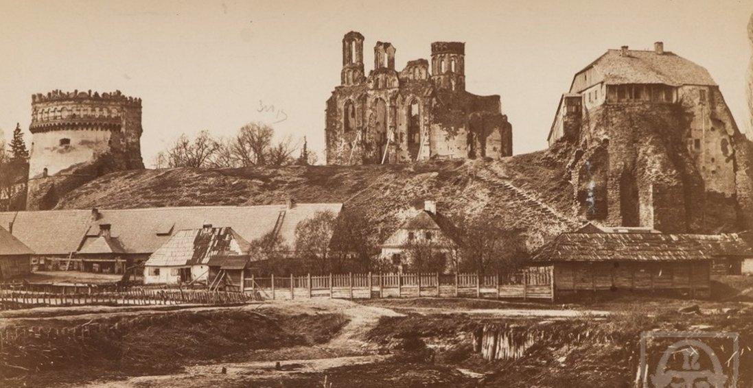 Як виглядав Острог 100 років тому: раритетні фото
