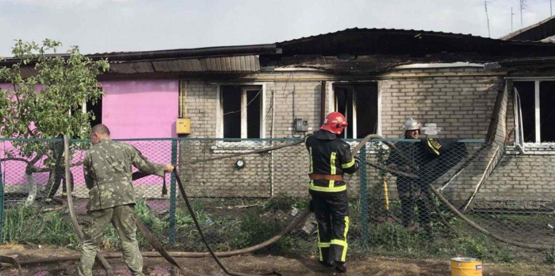 «Згоріло все»: погорільці масштабної пожежі у Рожищі шукають хоча б документи