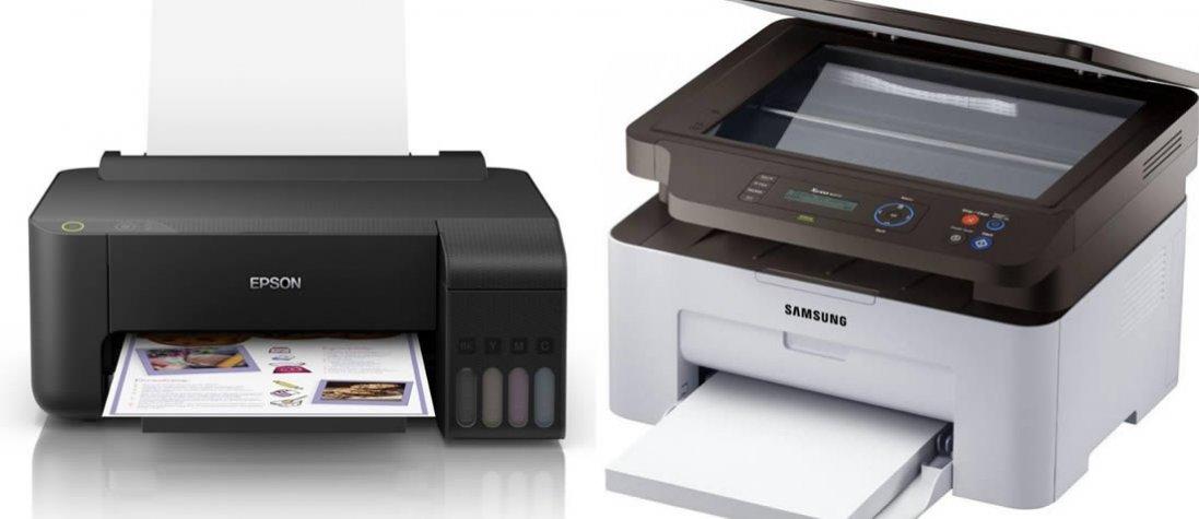 Як вибрати принтер в офіс і для дому?