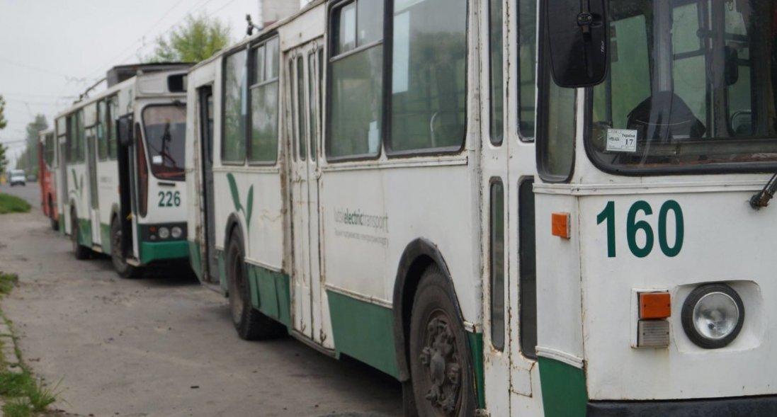 У Луцьку готові відновити роботу маршруток і тролейбусів