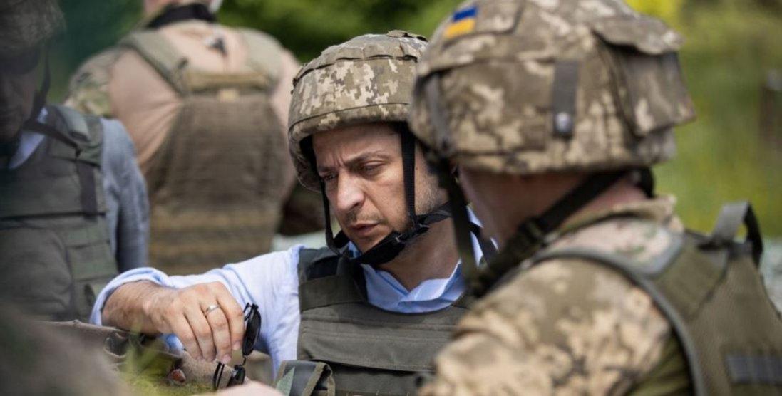 Зеленський пояснив, чому закликав «просто припинити стріляти»