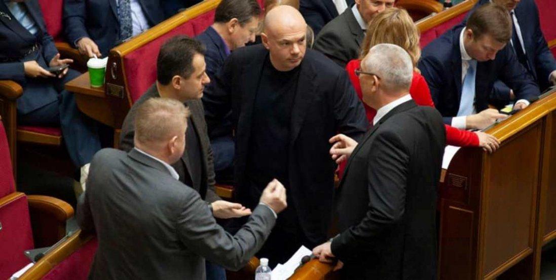 Нардеп з Луцька Ігор Палиця очолив нову партію «За майбутнє»