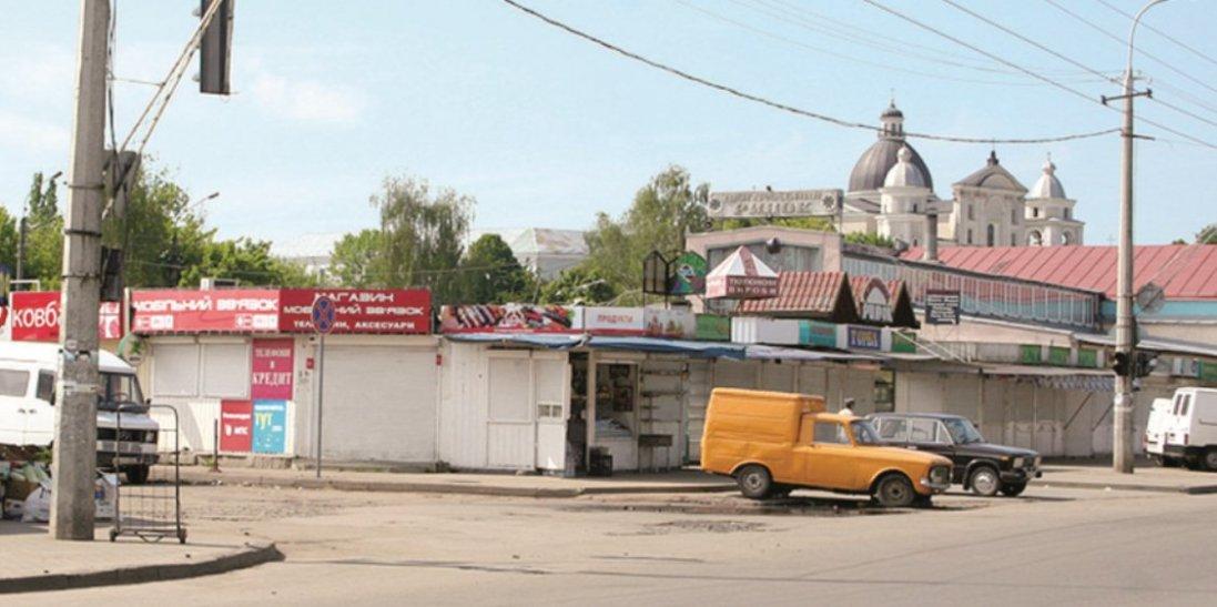 У Луцьку підприємці Старого ринку повинні до 1 червня добровільно переїхати