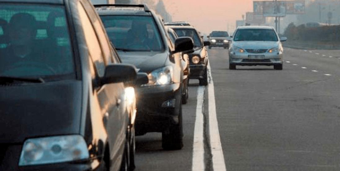У Луцьку водій ВАЗ створив аварійну ситуацію через порушення ПДР