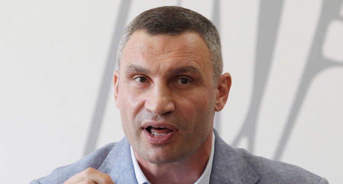Кличко просить запустити транспорт у Києві, попри невтішну статистику COVID-19