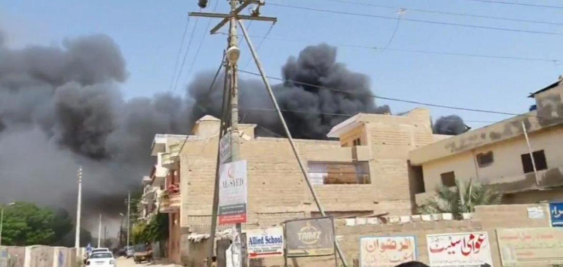 У Пакистані розбився літак: на борту перебувало 107 людей