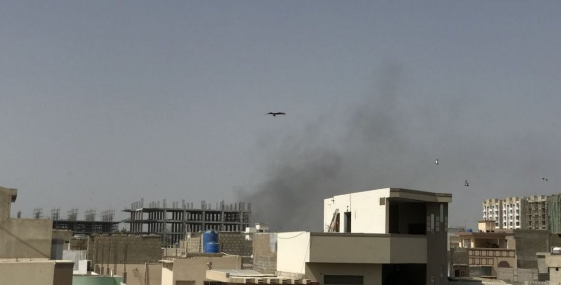 Назвали причину авіакатастрофи в Пакистані