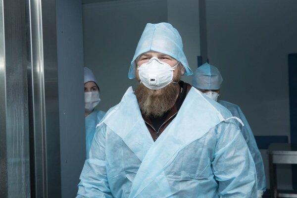 Кадиров у лікарні
