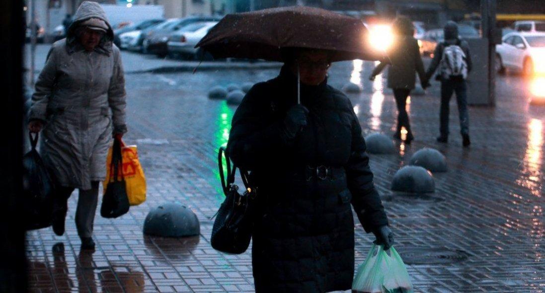 Дощі та грози: прогноз погоди на початок тижня