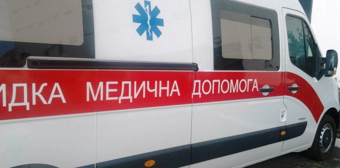 У Луцьку після падіння з багатоповерхівки помер чоловік