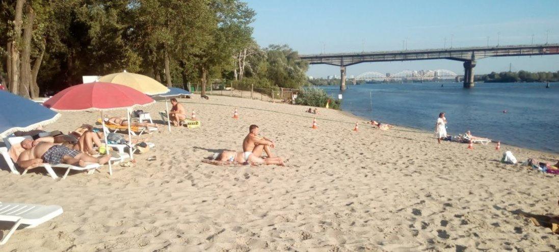 Чому не відкриють київські пляжі 1 червня