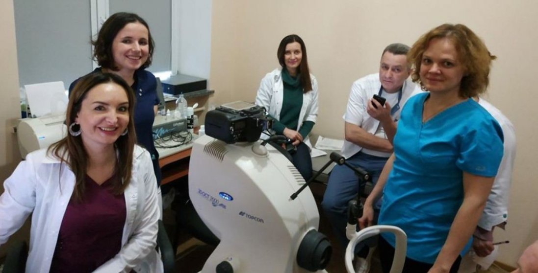 У Луцьку врятували око чоловікові: травмувався при роботі з «болгаркою»