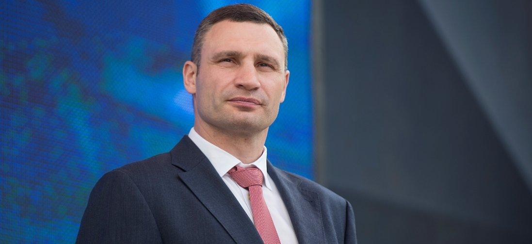 Кличко ще раз хоче стати мером Києва