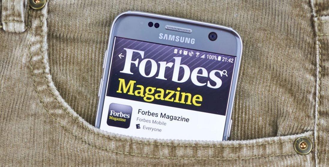 Як Forbes Ukraine за день зробив з Порошенка мільярдера