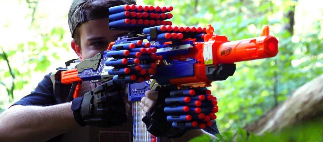 На що звернути увагу при покупці іграшкової зброї