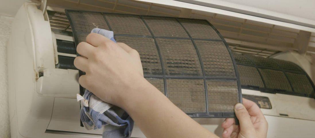 Як почистити кондиціонер?