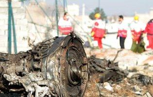 Авіакатастрофа в Ірані: Україні не віддадуть «чорні скриньки»