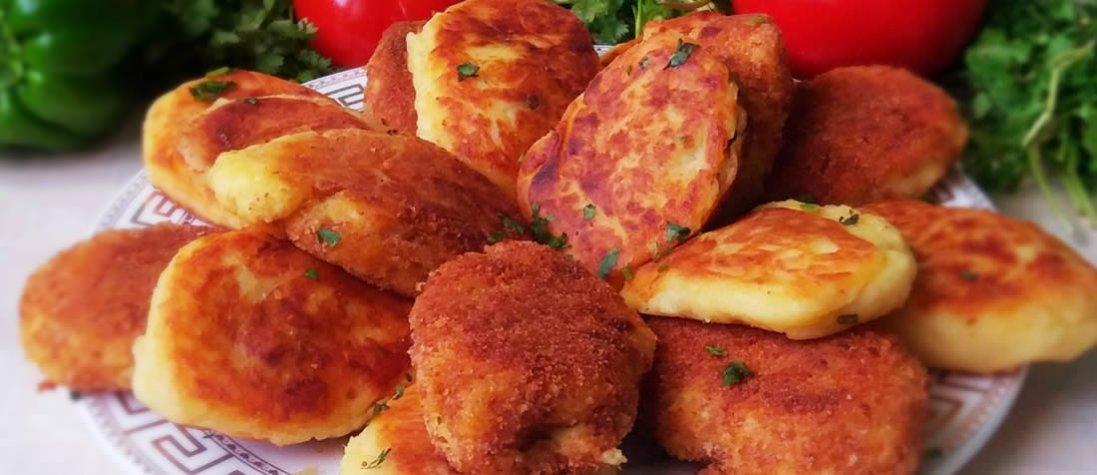 Картопляні зрази з м'ясом