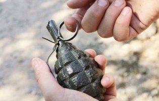 На Ковельщині п'яний підірвав гранату на подвір'ї тещі