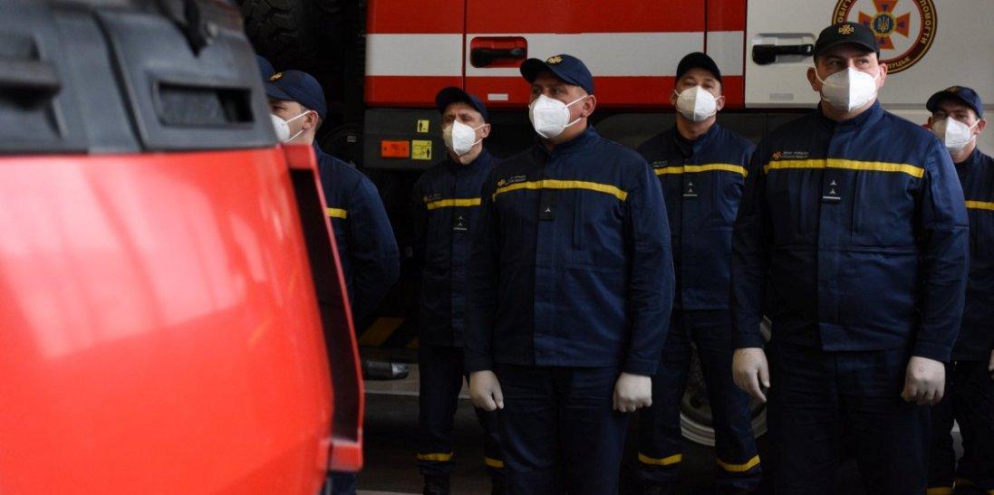 У Луцьку для пожежників придбали необхідні засоби безпеки