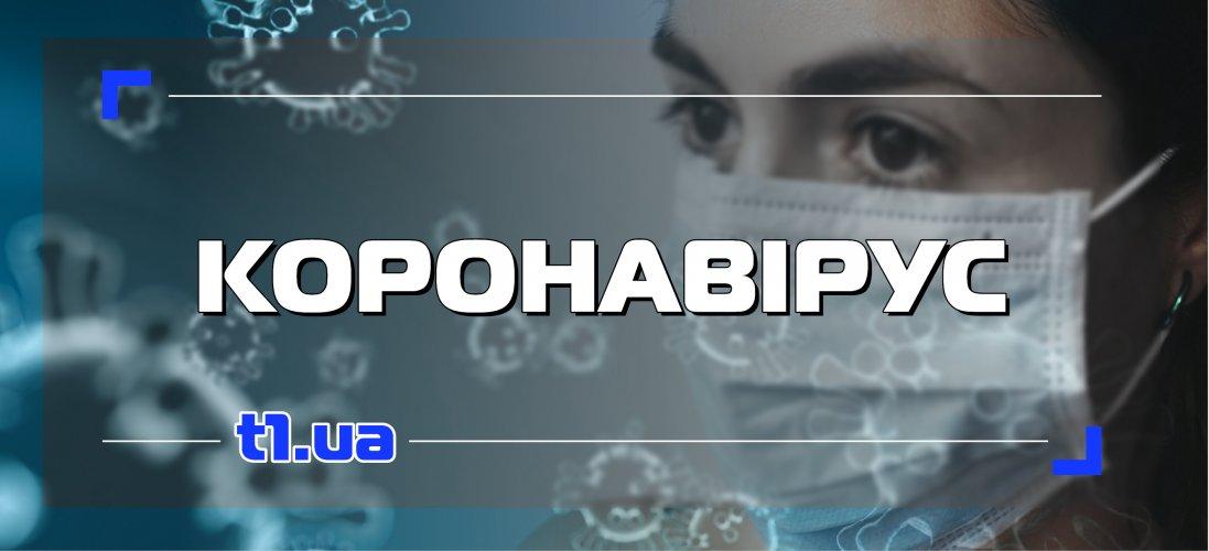 В Україні –  24823 випадки COVID-19, на Волині – 959 хворих (3 червня)