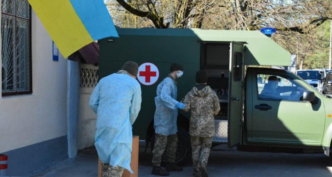 У київській військовій частині коронавірус підхопили 27 осіб