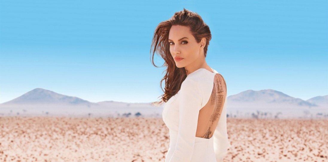 «Мені потрібно більше сексу, окей?», - Анджеліна Джолі про жінок і кохання
