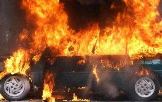 На Київщині у смертельній ДТП згорів заживо  водій Lexus