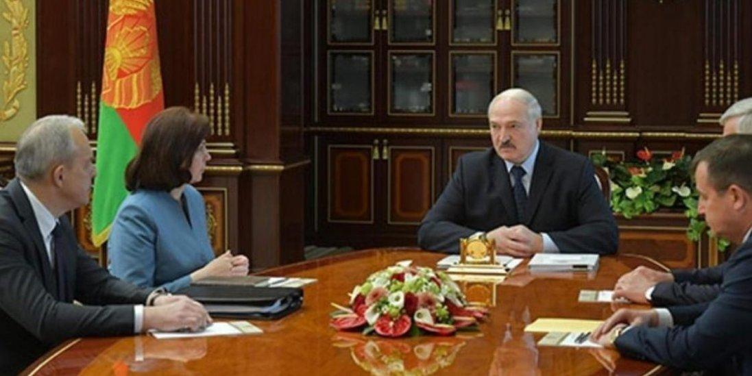 В Білорусі  Лукашенко призначив новий уряд та прем'єр-міністра – Романа Головченка