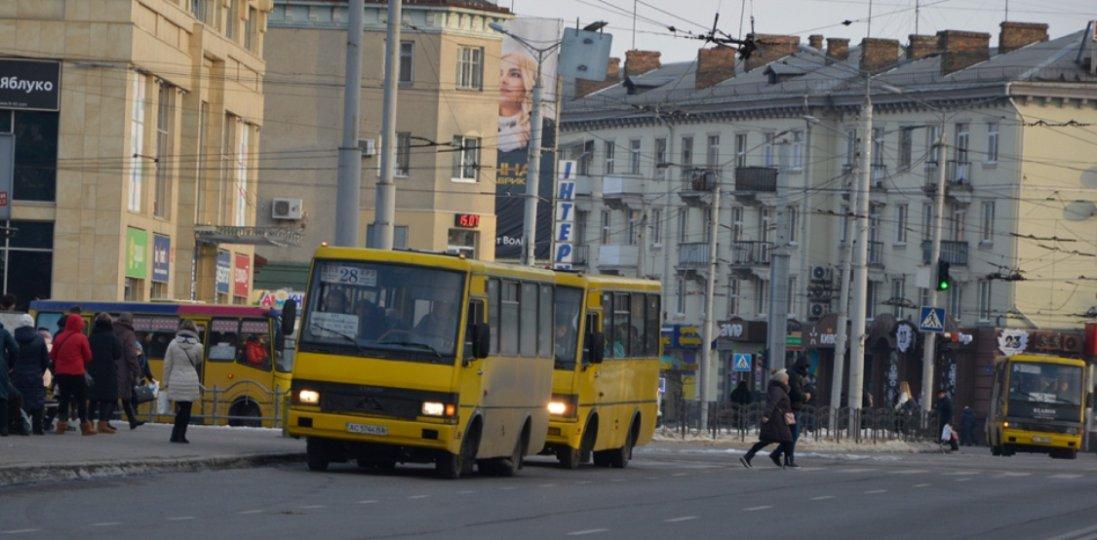 У Луцьку кількість пасажирів громадського транспорту щоденно зростає