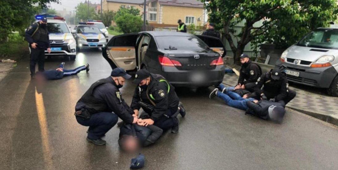Перестрілка в Броварах: участь брали працівники чотирьох охоронних фірм